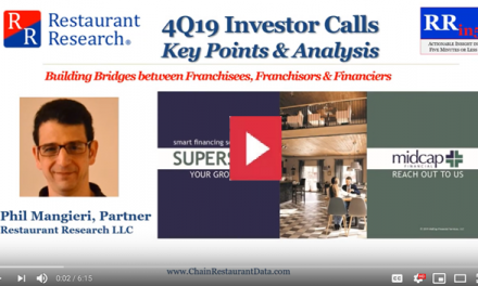 4Q19 Investor Calls: Key Points & Analysis